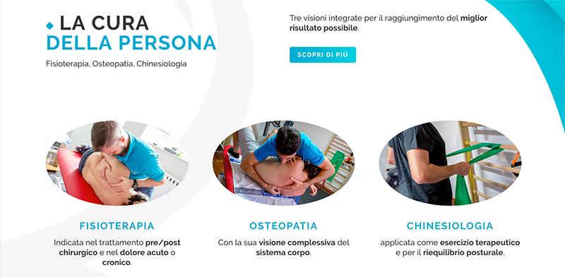 fisio3 nuovo sito online