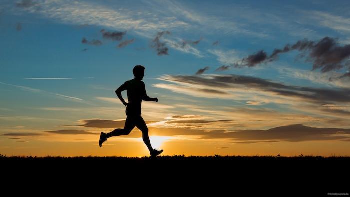 correre e fare sport